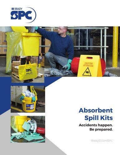SPC Absorbent Spill Kits