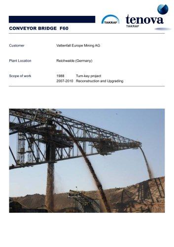 Conveyor Bridge F60