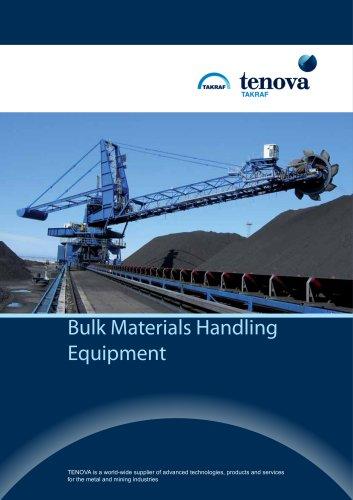 Tenova TAKRAF Bulk Materials Handling Equipment