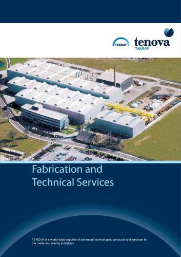 Tenova TAKRAF Fabrication & Services