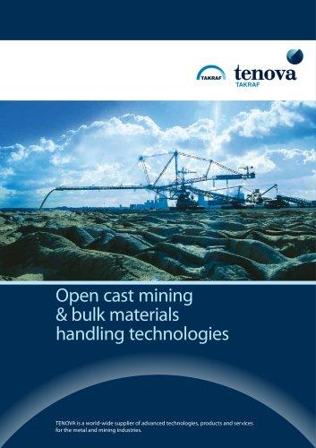 Tenova TAKRAF Open Cast Mining & Bulk Materials Handling Equipment