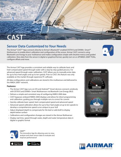 CAST App