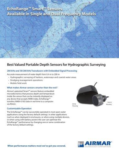 EchoRange™ Smart™ Sensors