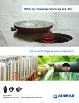 Industrial Transducers for Level and Flow