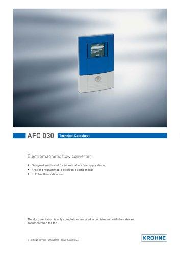 AFC 030 Converter
