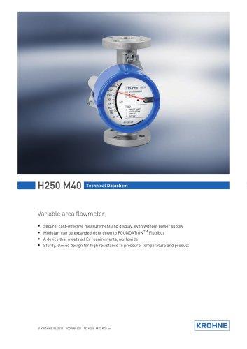 H250 M40