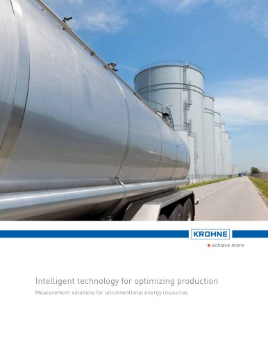 Intelligent technology for optimizing production