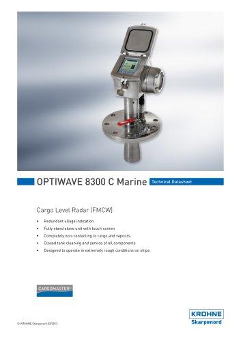 OPTIWAVE 8300 C Marine