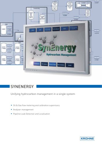 SYNENERGY Unifying Hydrocarbon Management