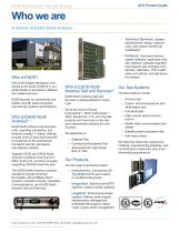 COTS Product Guide December, 2011 - 3