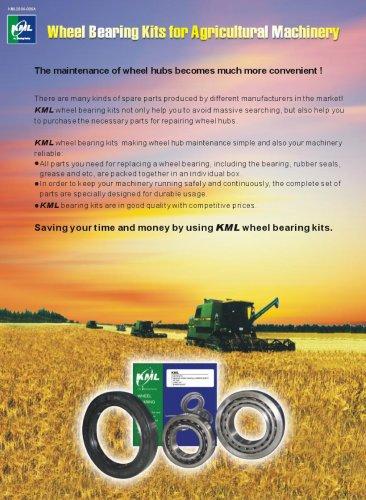 Wheel Bearing Kits for Tractors