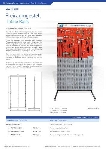Inline Rack