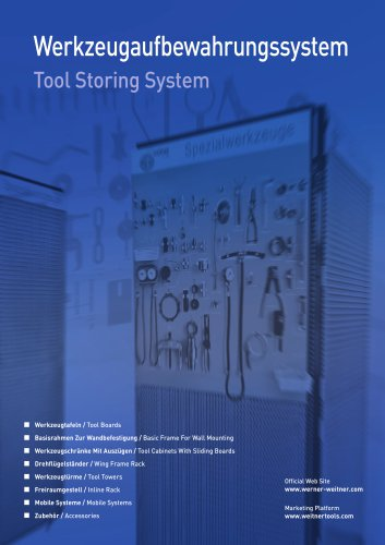 Tool Storing System