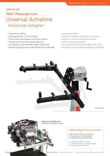 Universal Adapter - 2