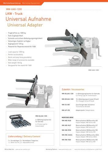 Universal Adapter - 3