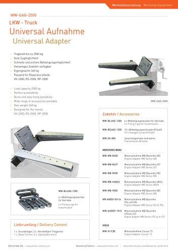 Universal Adapter - 4