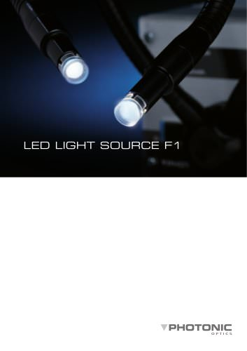 LED Light Source F1