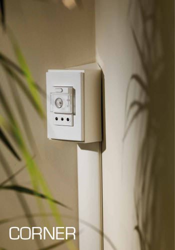 CORNER PVC corner trunking system