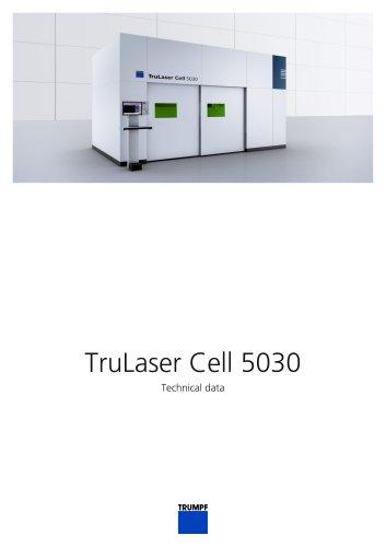 TruLaser Cell 5030