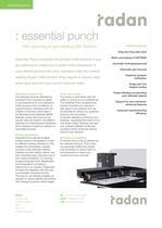 RADAN Essential Punch - 1