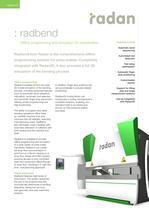 RADAN Radbend - 1