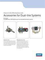 Accessories for Dual-line Systems