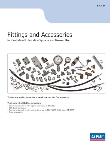 Fittings and Accessories