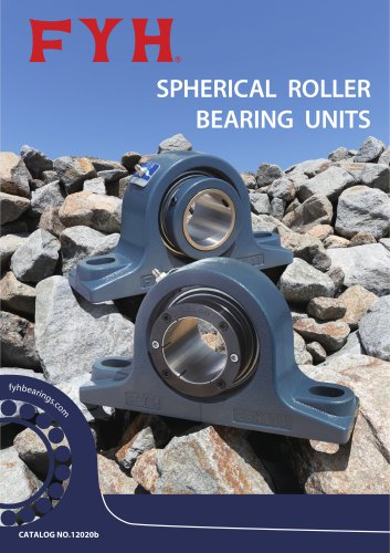 SPHERICAL ROLLER BEARING UNITS