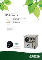 Dehumidifier DC-31 T10, T16