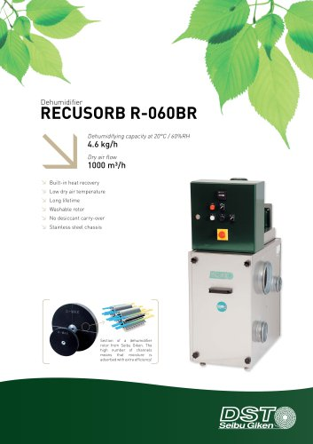 Dehumidifier R-060BR