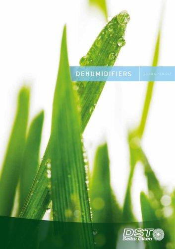 Dehumidifiers from Seibu Giken DST