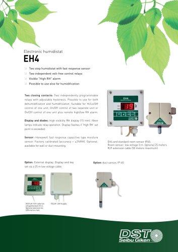 EH4 Electronic humidistat