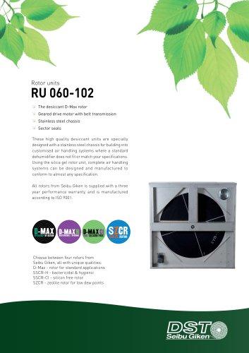 RU Rotor Units