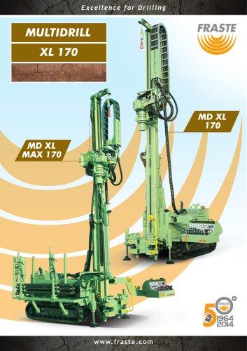 MULTIDRILL XL MAX 170