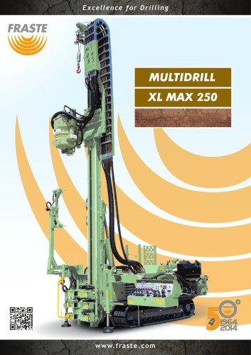 MULTIDRILL XL MAX 250