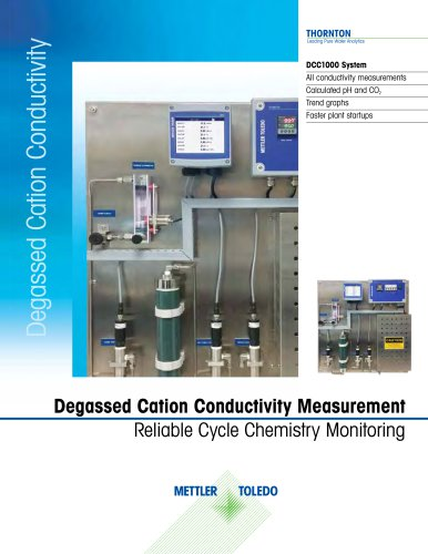 Degassed Cation Conductivity