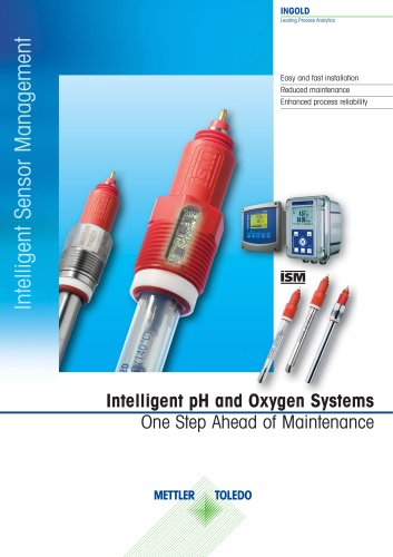 Intelligent pH and Oxygen Systems  One Step Ahead of Maintenance