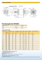 Catalogue page RPS060