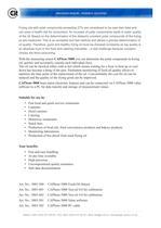 CAPSens 5000 product information - 2