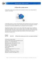 CITSens Bio product information - 5