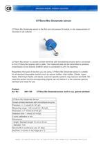 CITSens Bio product information - 6