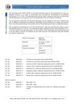 CITSens Ion electrode body UniISE MT050 - 2