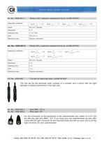 CITSens Ion electrode body UniISE MT050 - 4