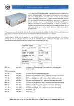 CITSensIon product catalog - 4