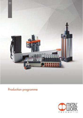 Production programme