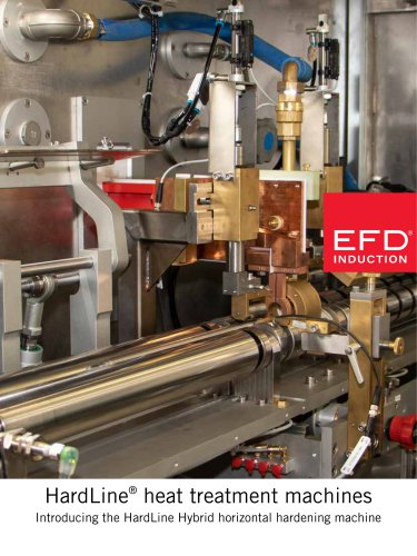 HardLine®  heat treatment machines