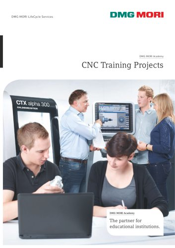 CNC Training Projects