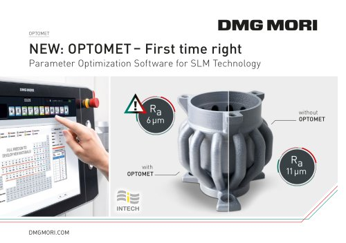 NEW: OPTOMET – First time right