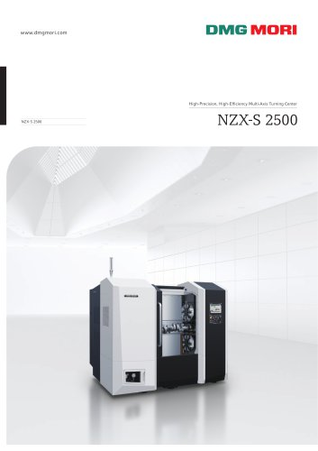 NZX-S 2500