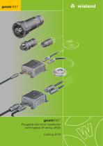 gesis® RST® - Catalog 2015